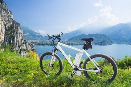 keep a bike